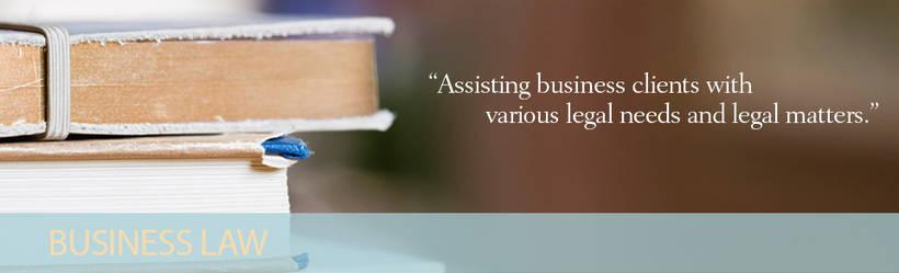 Pensacola Business Lawyer